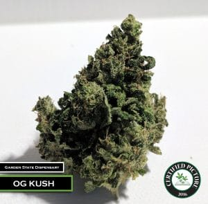 OG Kush by Garden State Dispensary